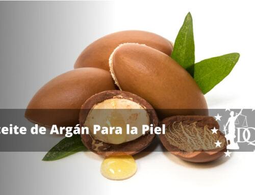 Aceite de Argán Para la Piel | Estudiar Estética Online