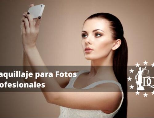 Maquillaje para Fotos Profesionales | Estudiar Estética Online
